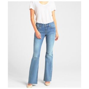 GAP Long & Lean Jeans, size 6